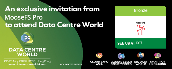 Data Centre World – Hong Kong 2019