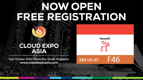 Cloud Expo Asia 2019 – Get your free tickets!