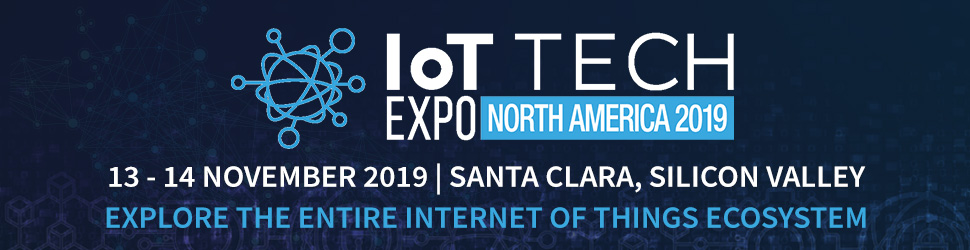 IoT Tech Expo North America 2019